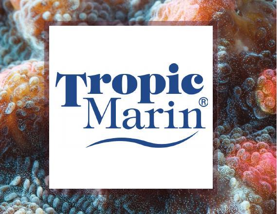 Официален вносител на Тропик Марин